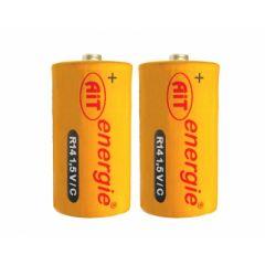 Baterie AIT R14 malý mono