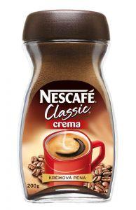 NESCAFE classic Crema 200g instant.