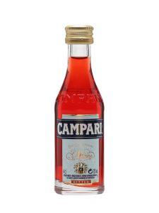 Miniatura Campari Bitter 0,04l 25%