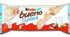 Kinder bueno kokos 39g