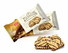 Passion sušenky se skořicí a polevou 220