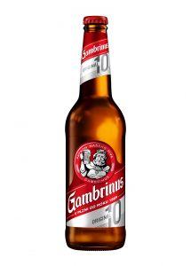 Gambrinus 10% 0,5l sklo
