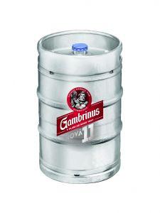 Gambrinus 11% 50l KEG  NEPASTER