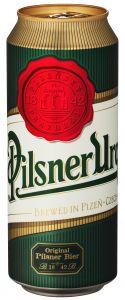 Pilsner Urquell 12% 0,5l plech
