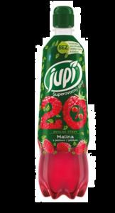 Sirup Jupí Malina s ovocem 0,7l