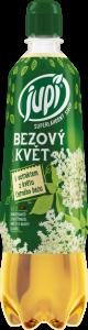Sirup Jupí Bezový květ s ovocem 0,7l