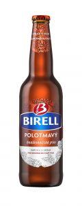 Birell 0,5l neal.polotmavý sklo