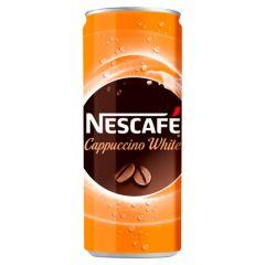 Nescafe ledová káva white 0,25l