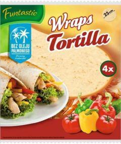 Wraps tortilla 4x25cm