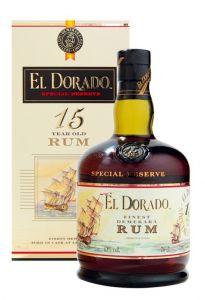 Ron El Dorado 15y 0,7l 43%