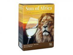 Sun of Africa cape 3l bílé