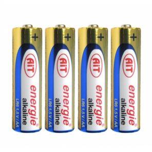 Baterie AIT tužková alkalická LR6