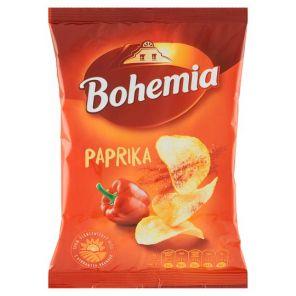 Bohemia chips 70g paprika