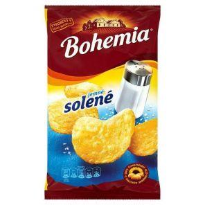 Bohemia chips 70g sůl