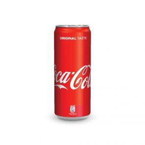 Coca Cola 0,33l plech