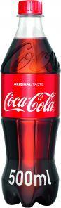 Coca Cola 0,5l pet
