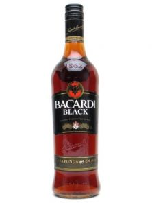 Bacardi black 0,7l 37,5%