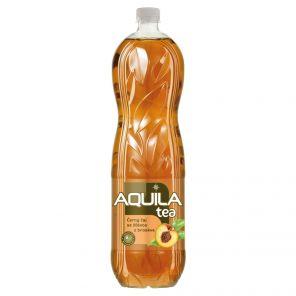 Aquila čaj 1,5l broskev černý