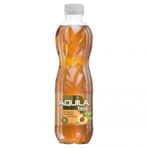 Aquila čaj 0,5l broskev /černý čaj