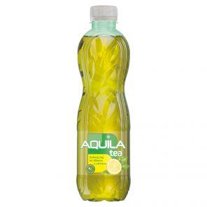 Aquila čaj 0,5l zelený citron