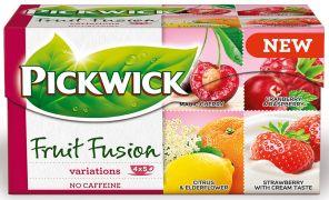 Čaj Pickwick variace třešeň červená 20x2