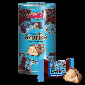 Azorika oplatky mléčné v doze 225g