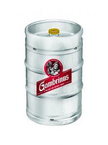 Gambrinus 10% 50l KEG nepaster