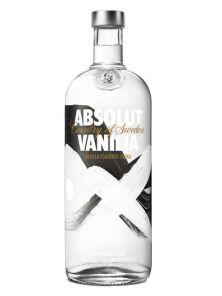 Absolut vodka 1l 40% vanilla