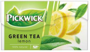 Čaj Pickwick zelený s citronem 40g