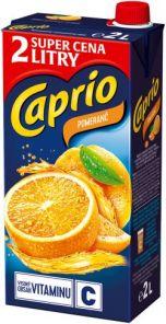 Caprio džus 2l orange