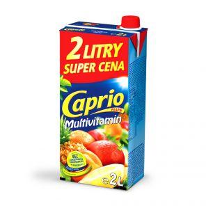 Caprio džus 2l multivitamin