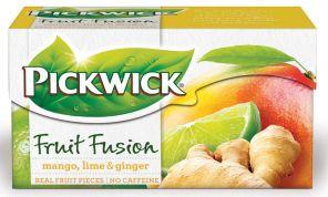 Čaj Pickwick mango se zázvorem 20x2g