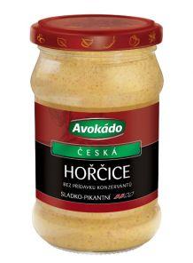 Avokádo Hořčice česká 288g