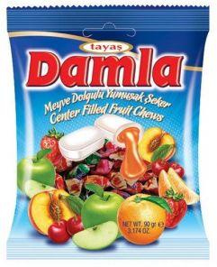 Damla Fruit mix 90g