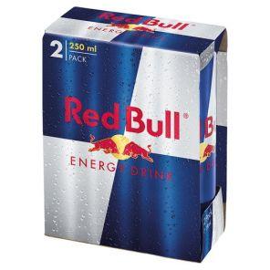 Red Bull 0,25l 2PACK plech