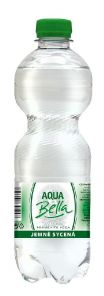 Aqua Bella 0,5l jemně perlivá