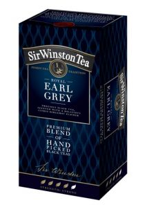 Čaj Teekanne Royal Earl grey