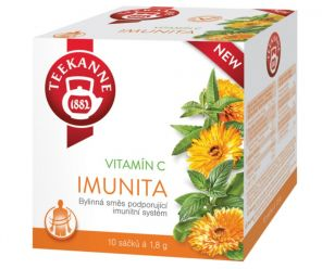 Čaj Teekanne Imunita