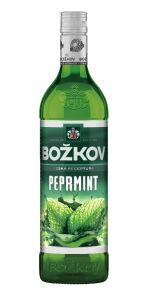 Božkov peprmint likér 1l 19%