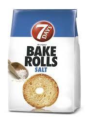 Bake Rolls natural 80g