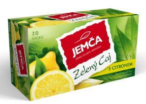Jemča zelený s citronem 30g