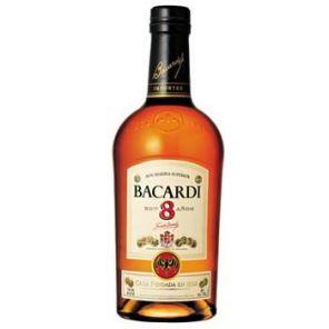 Bacardi 8y 0,7l 40%