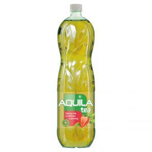 Aquila čaj 1,5l zelený jahoda