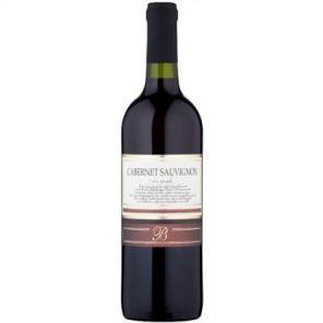 B Cabernet sauvignon 0,75l odrůdové
