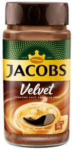 Káva Jacobs Velvet 100g instant.