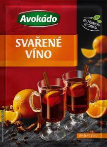Avokádo Svařené víno 50g