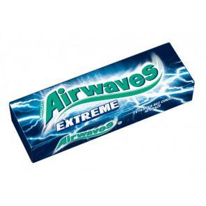 Airwaves Extreme dražé modré 14g
