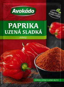 Avokádo Paprika uzená sladká 20g