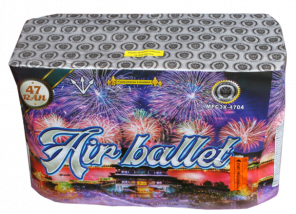 Air Ballet kompakt 47ran KAT.3